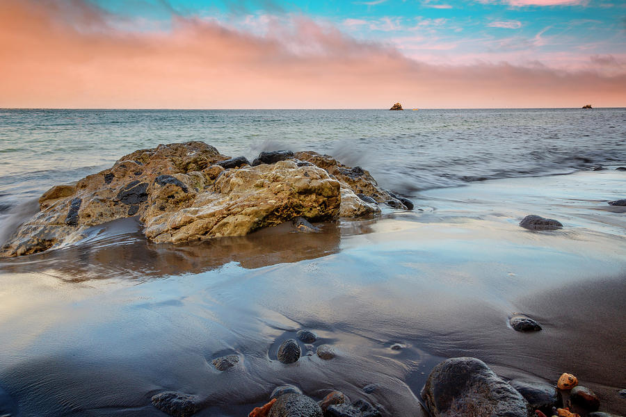 Channel Photograph - Channel Islands National Park Vii by Ricky Barnard