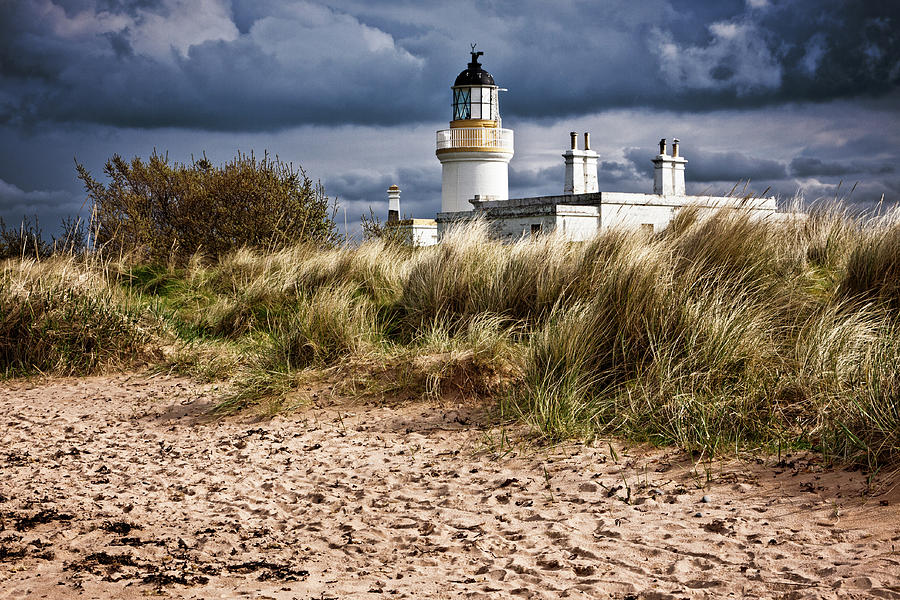 Chanonry Point Lighthouse Photograph