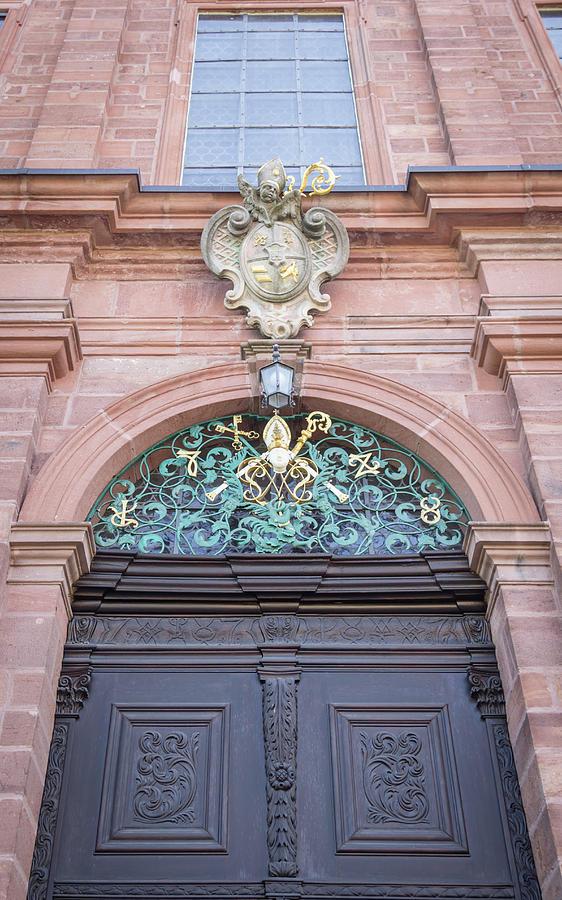 Europe Photograph - Chapel Door by Teresa Mucha