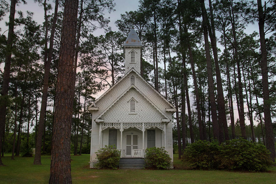 Chapel in the Woods by Kelly Gomez