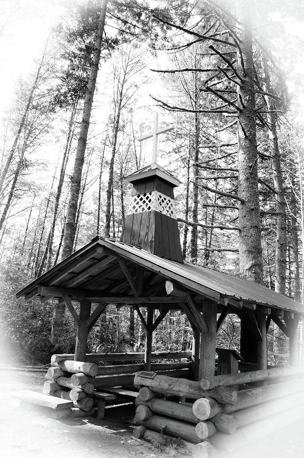 Chapel In The Woods  Version One by Tikvah's Hope