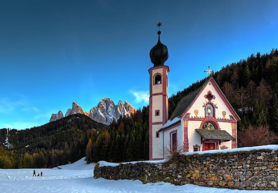 Chapel Photograph by Lightpix
