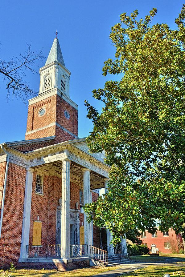 Chapel Of Hope Columbia South Carolina by Lisa Wooten