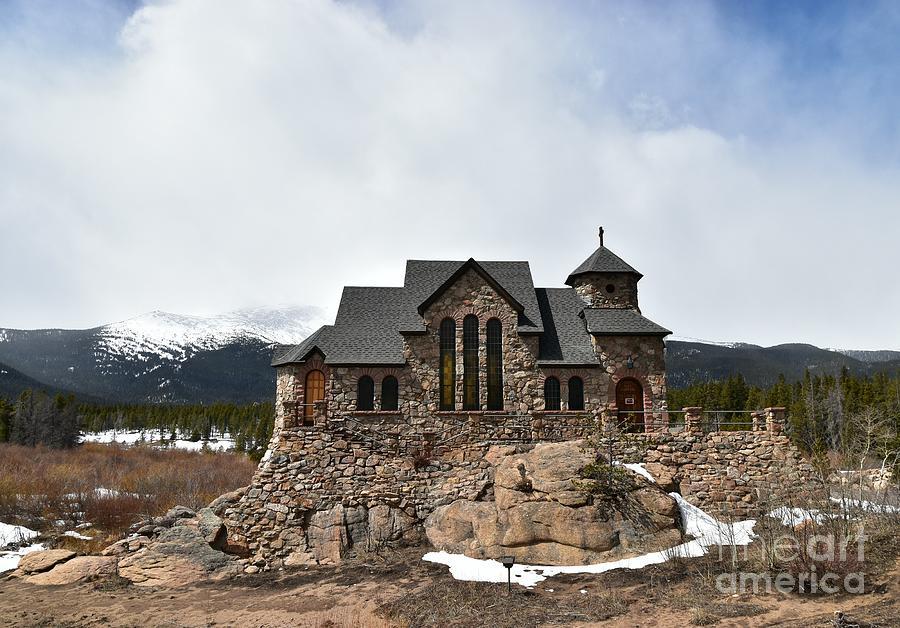 Chapel on the Rocks, Again by Dorrene BrownButterfield