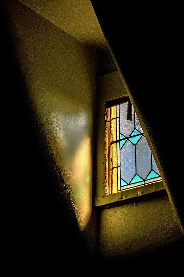 Chapel Window by Tom Singleton