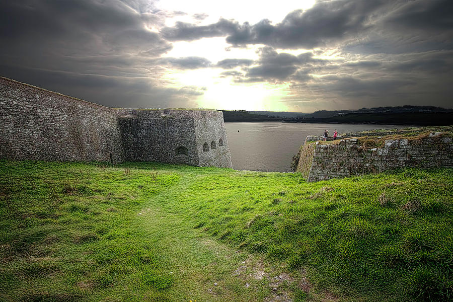 Charles Fort Kinsale Cork Photograph by Fergal Ocallaghan