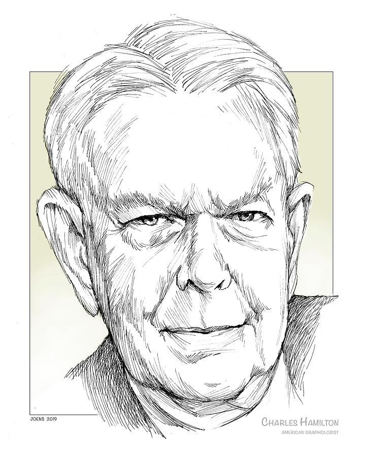 Charles Hamilton Drawing
