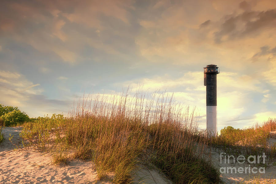 Charleston Light - Sullivan's Island Lighthouse by Dale Powell