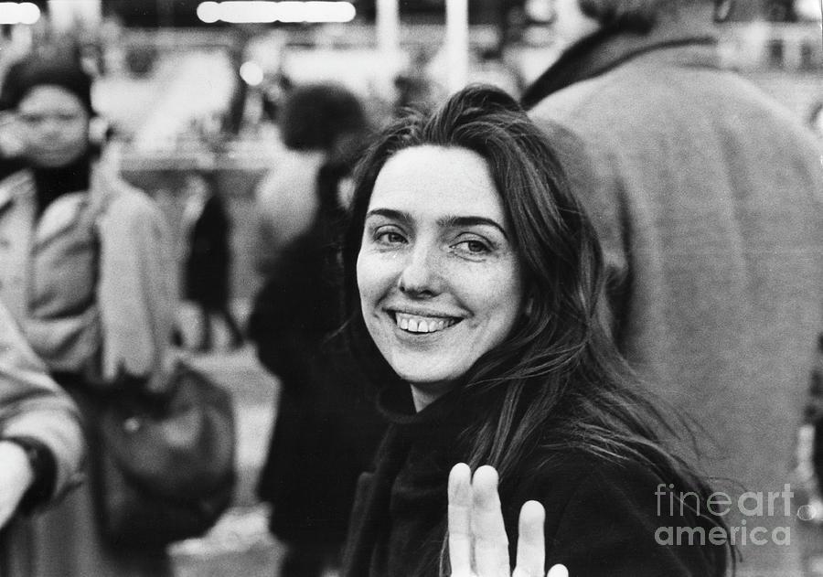 Charlotte Moorman At Avant Garde Photograph by Fred W. Mcdarrah