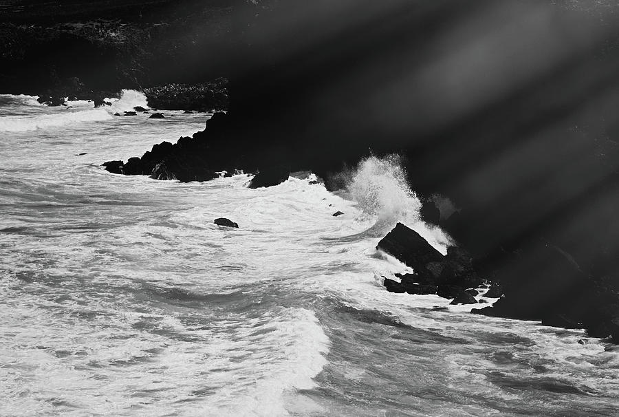 Adventure Photograph - Charming Coast II by Anne Leven