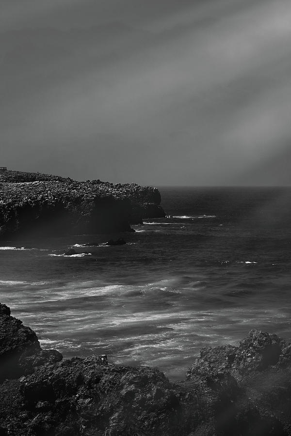 Adventure Photograph - Charming Coast Iv by Anne Leven