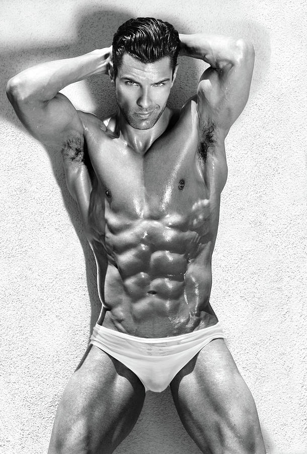 Sexy gay male models