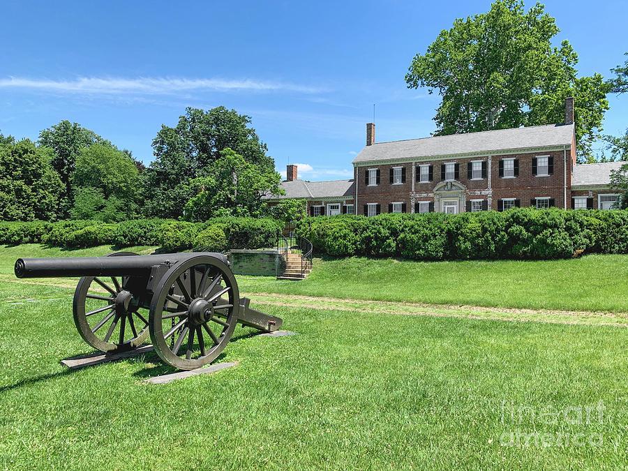 Chatham Manor Fredericksburg Virginia Photograph