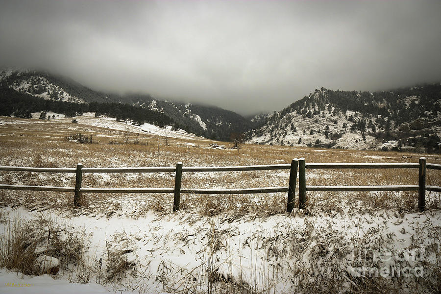 Chautauqua Park Boulder CO by Veronica Batterson