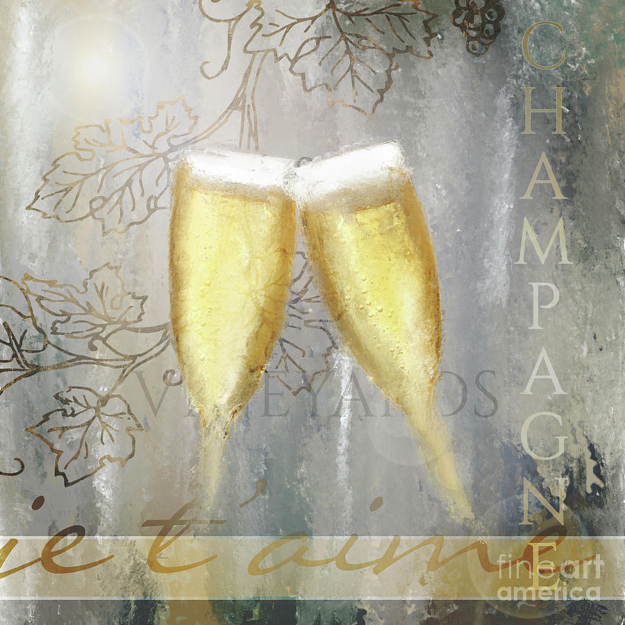 Cheers to Love by Anne Vis