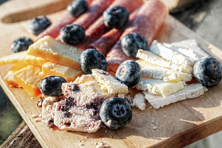 Cheese Choice by Sharon Popek