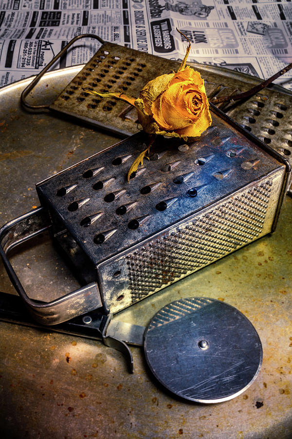 Cheese Grater 35 Photograph