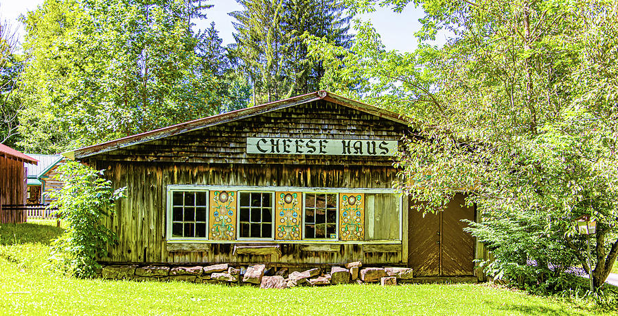 Cheese Haus by Jonny D
