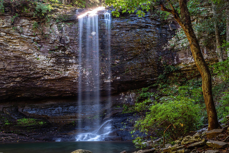 Cherokee Falls by Jack Peterson