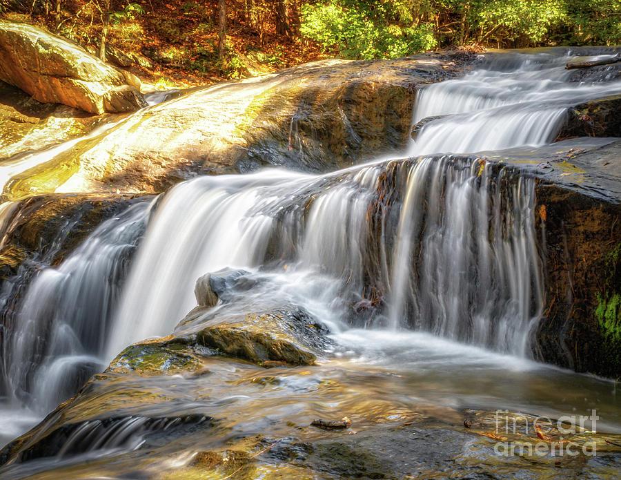 Cherokee Falls by Nick Zelinsky