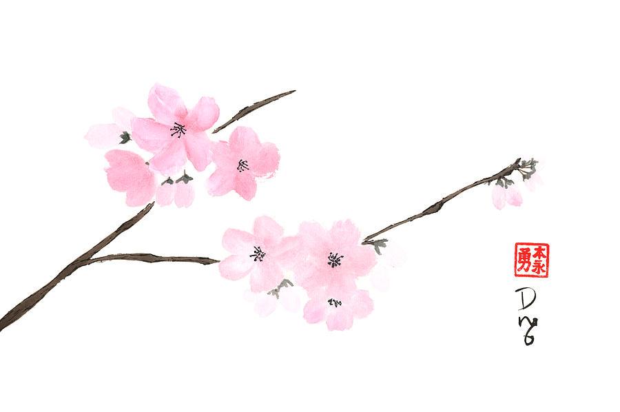 Cherry Blossoms by Derek Motonaga