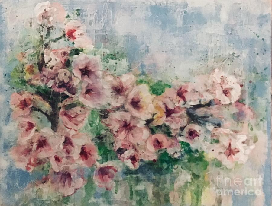 Cherry Blossoms by Diane Fujimoto