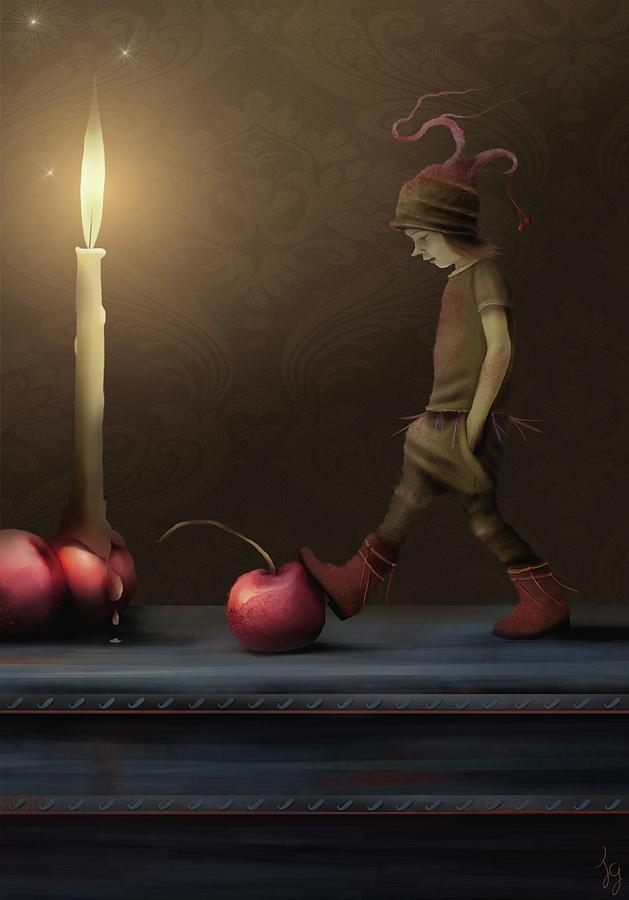 Cherry Picking by Joe Gilronan