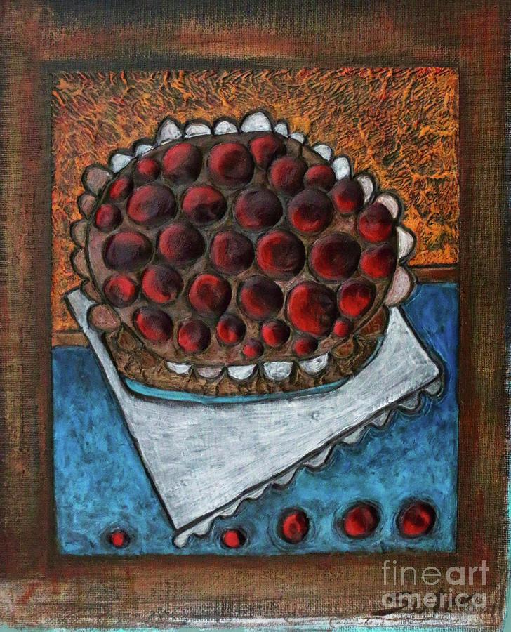 cherry pie by Cindy Suter