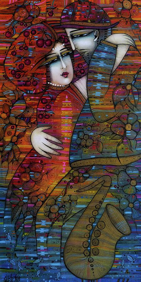 CHERRY TANGO by Albena Vatcheva