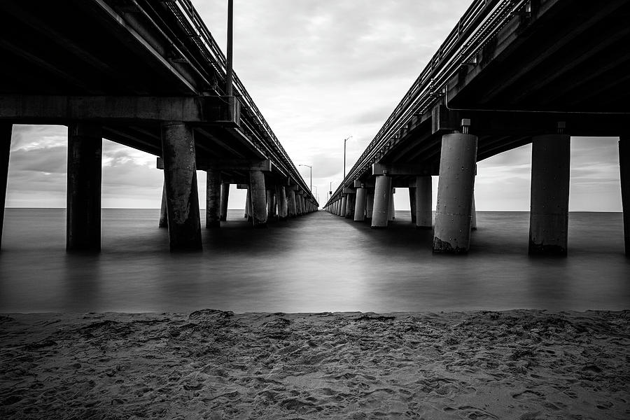 Chesapeake Bay Bridge and Tunnel by Pete Federico
