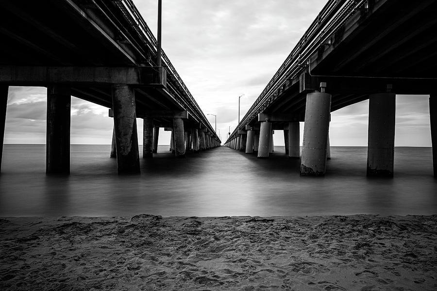 Chesapeake Bay Bridge and Tunnel by Pete Federico