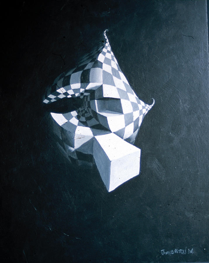 Chess Ornament 1 by Thomas Olsen