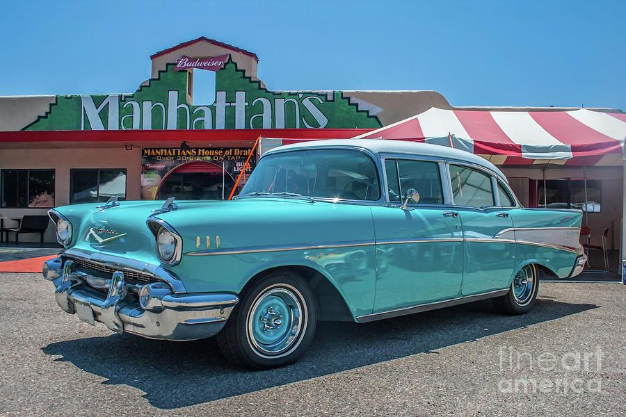 Chevrolet Bel Air by Tony Baca