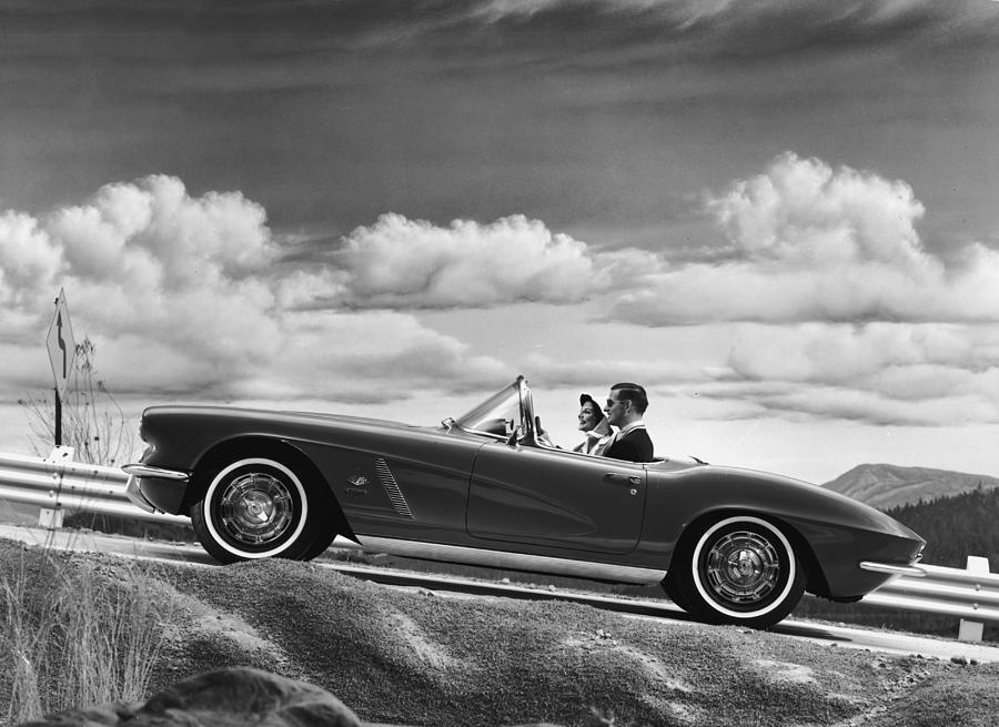 Chevrolet Corvette Photograph by Archive Photos