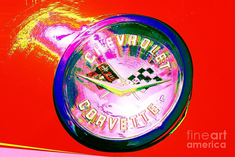 Chevrolet Corvette by Jenny Revitz Soper
