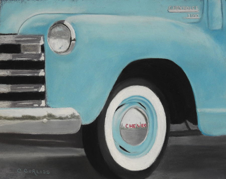 Chevy Truck 3100 by Carol Corliss