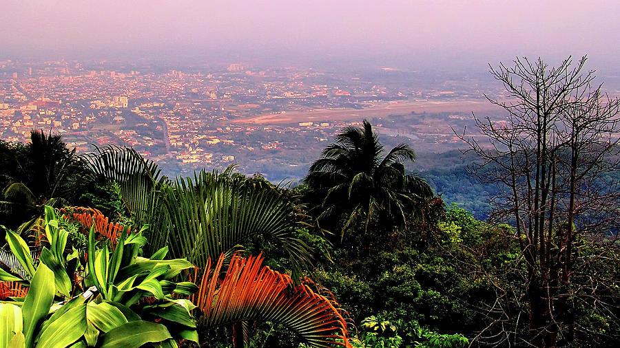 Chiang Mai Photograph by Davidhuiphoto