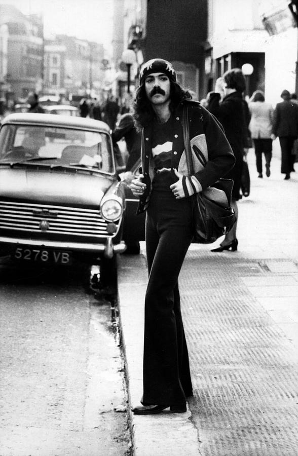 Chic Hippy Photograph by Evening Standard