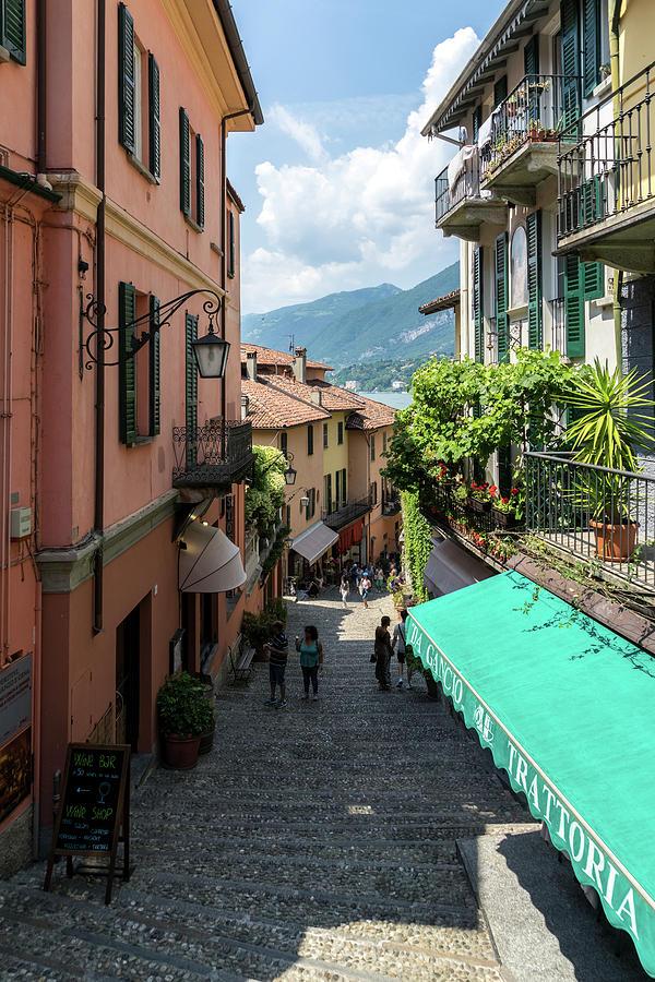 Chic Salita Serbelloni - Gallivanting Around Famous Bellagio on Lake Como in Lombardy Italy by Georgia Mizuleva