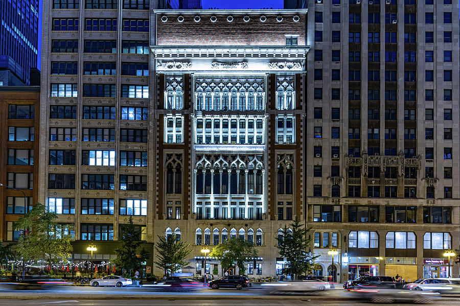 Chicago Athletic Association by Randy Scherkenbach