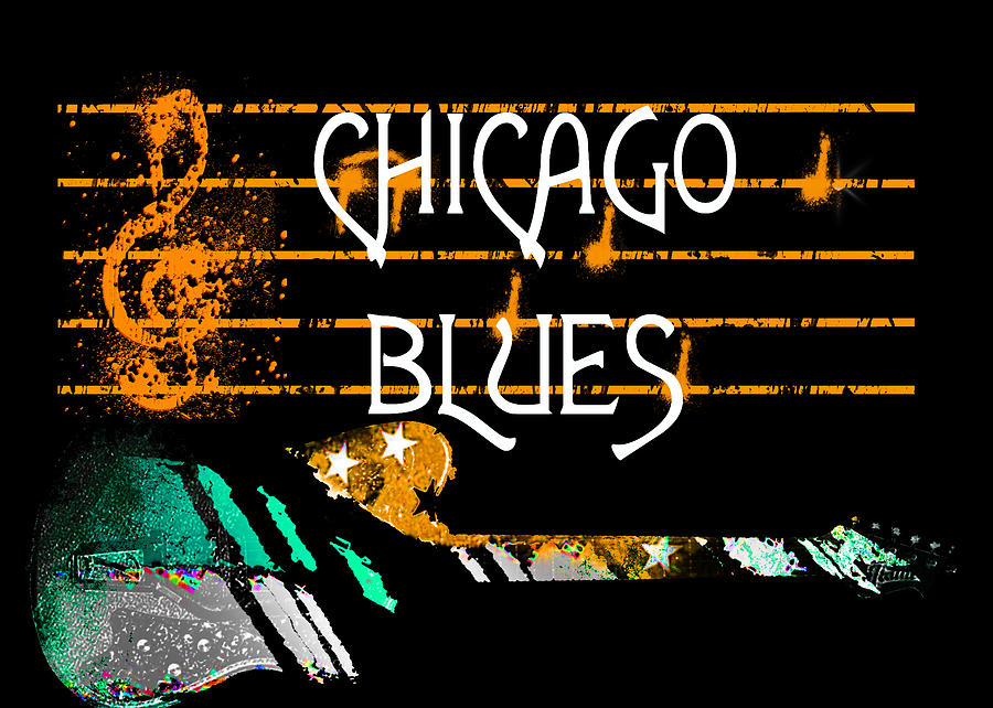 Chicago Blues Music by Guitar Wacky