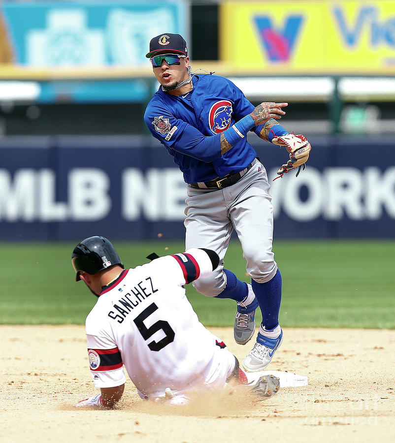 Chicago Cubs V Chicago White Sox Photograph by Nuccio Dinuzzo