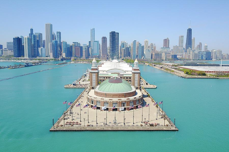 navy pier chicago, International Attractions In Chicago