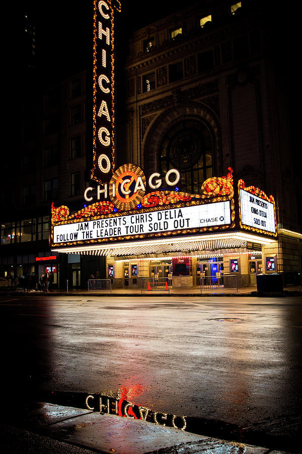 Chicago by Raf Winterpacht