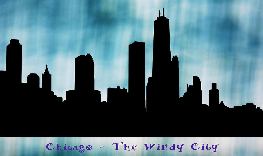 Chicago the Windy City by Marilyn Hunt