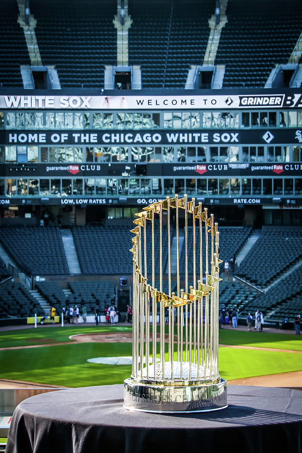 Chicago White Sox World Series Trophy by Lauri Novak