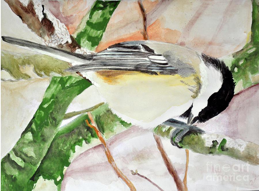 Chickadee by Lori Moon