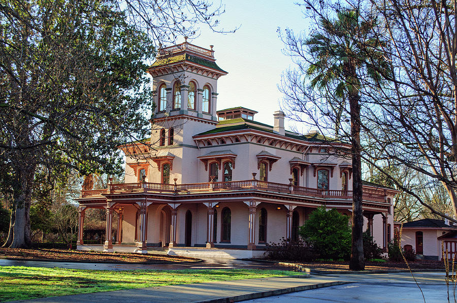 Chico Bidwell Mansion by Tikvah's Hope