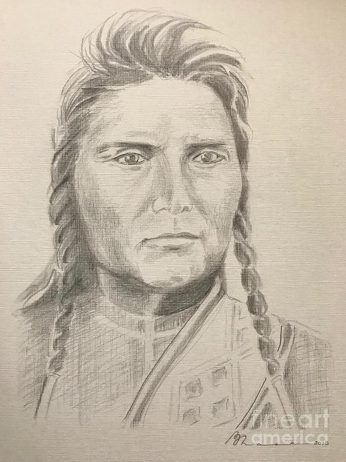 CHIEF JOSEPH by Barbara Chase