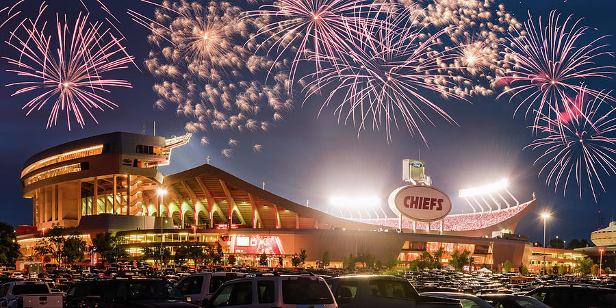 Chiefs Celebration by Ryan Heffron